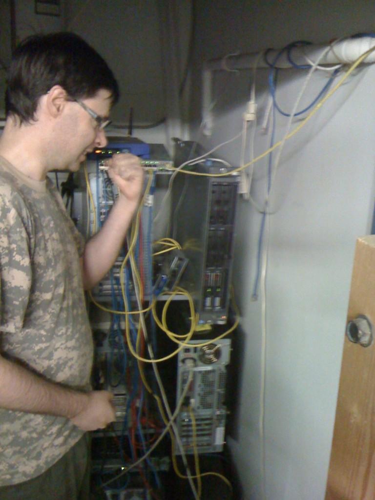 Old Server Room